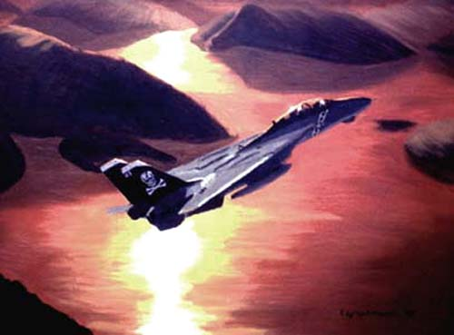 f 14 jelly rogers painting